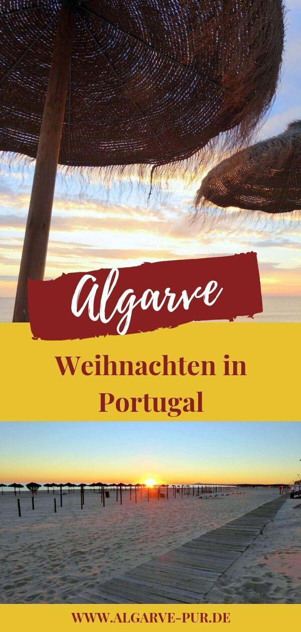 Weihnachten In Portugal Urlaub Uber Weihnachten In Der Algarve