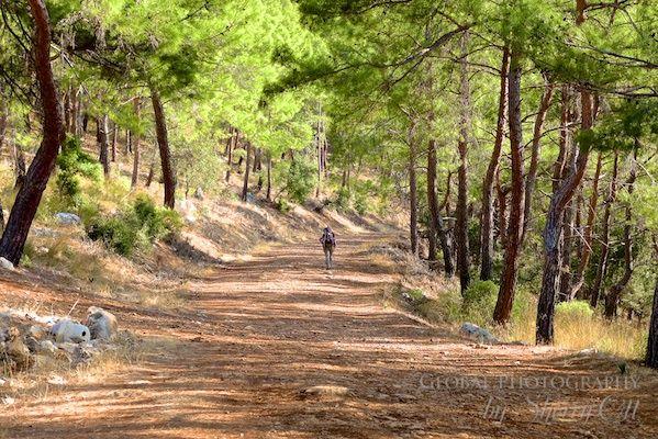 Finding Hiking Zen Along the Lycian Way