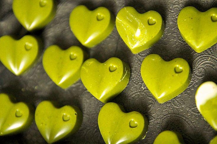 Matcha Pralinen, ein gutes Rezept aus der Kategorie Konfiserie. Bewertungen: 10. Durchschnitt: Ø 4,0.
