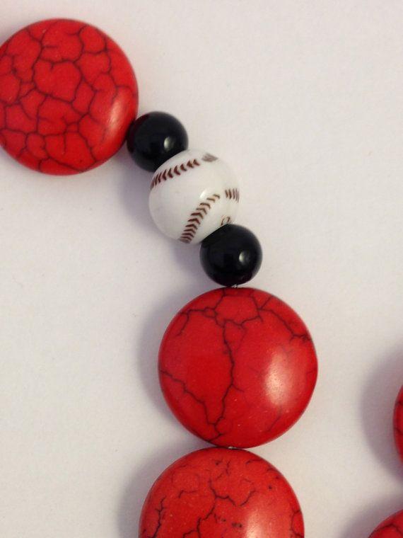 Baseball Bra Straps by SecretStraps on Etsy, $28.00