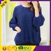 Eco-friendly winter fashion wholesale OEM knitted China lady sweater Best Seller follow this link http://shopingayo.space
