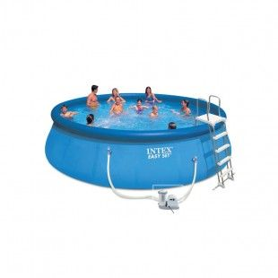 Kit piscine autoportée INTEX Easy Set 5.49 x 1.22M