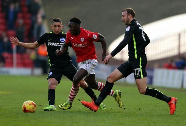 #rumors  Swansea City FC transfer news: Barnsley and Ghana defender Andy Yiadom on Premier League club's radar