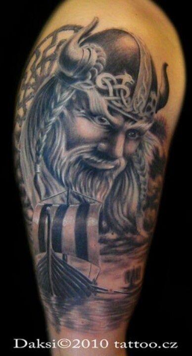 Viking | Viking tattoo | Tattoos