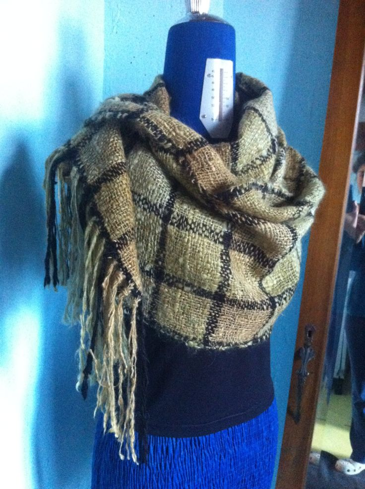 Sciarpa by SilverWoolBoutique on Etsy