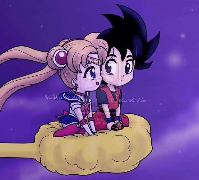 Pictures dessert star wars goku and sailor moon porn teen fuck
