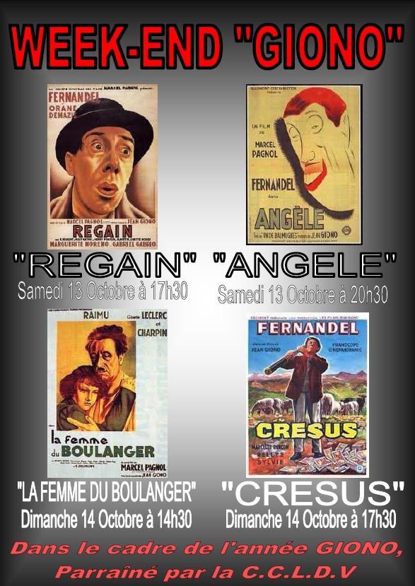 Jean Giono au cinéma #litterature #cinema #france