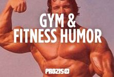 Funny facts, pics and memes about fitness nutrition, gym, exercise, sports supplements, weight-loss and staying fit. Get to know the humorous side of the fitness lifestyle! #Prozis #Humor #FitnessHumor #GymFacts #GymHumor