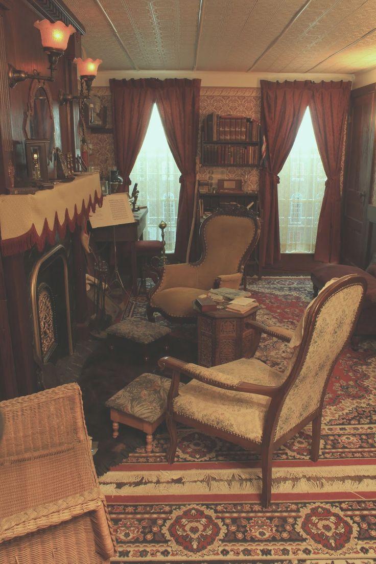 Living room victorian pinterest baker street sofas and 221b - 221b Baker Street Reading Pennsylvania I Hear Of Sherlock Everywhere Lots Of Detailed