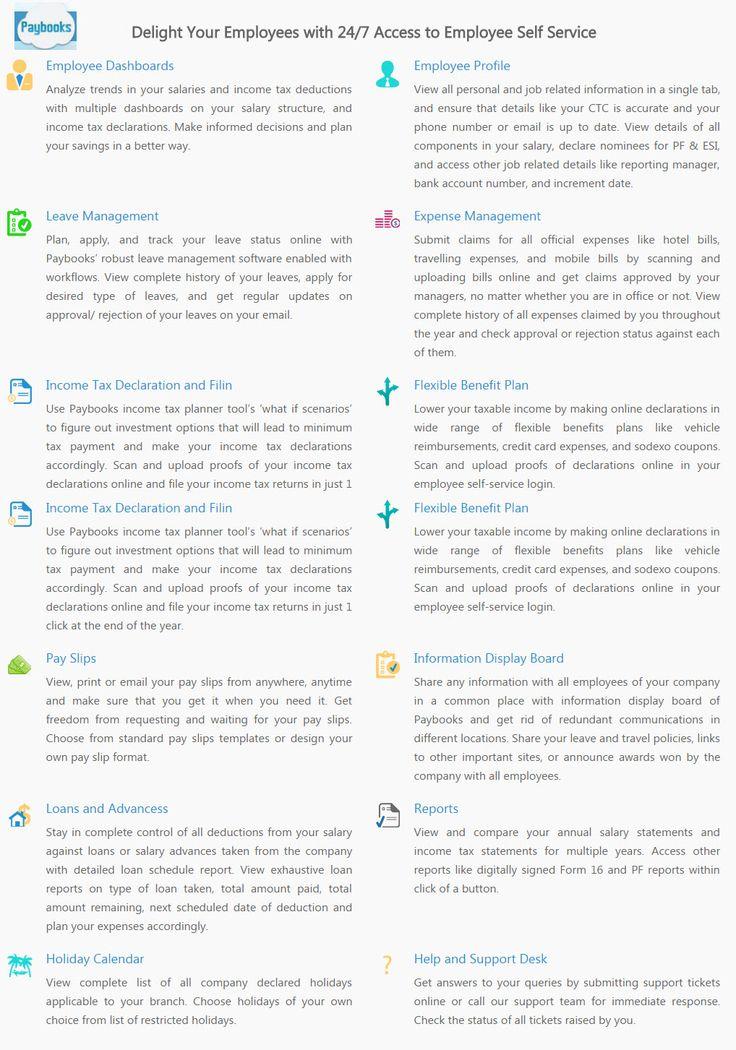 9 best Paybooks Payroll images on Pinterest - payroll slip
