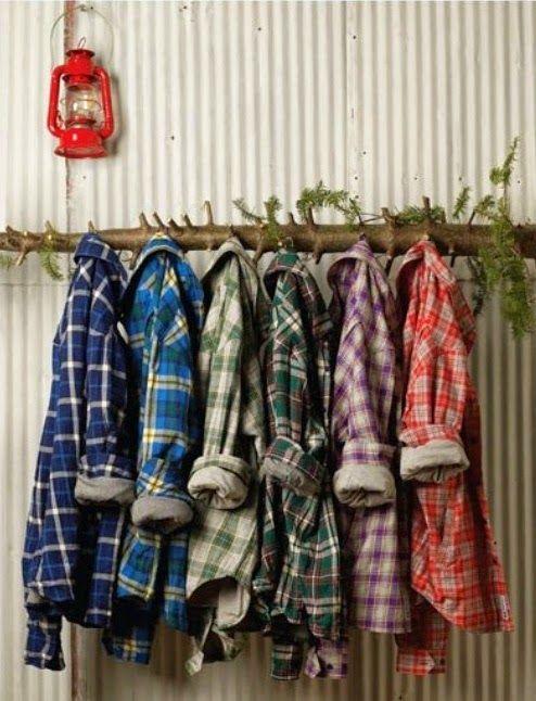 HOME & GARDEN: 70 idées pour mettre des branches dans sa déco