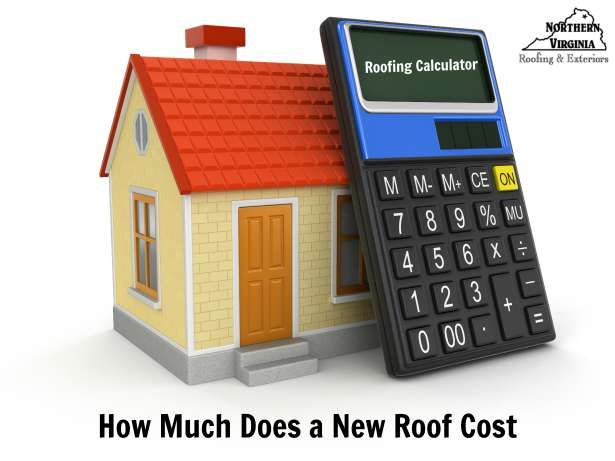 How Much Does A New Roof Roofing Cost For A New Roof Calculator Di 2020