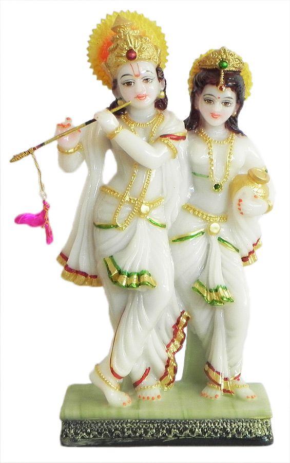 Radha Krishna (Marble Dust))
