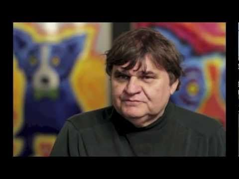 George Rodrigue Featured in PBS show - Made In New Orleans