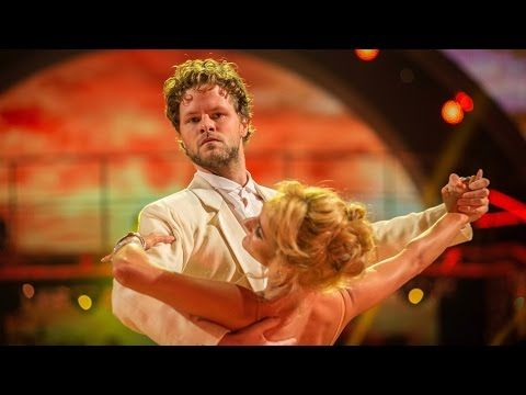 Jay McGuiness & Aliona Vilani Waltz to 'See The Day' - Strictly Come Dancing: 2015 - YouTube