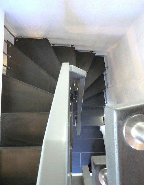 1000 id es sur le th me escalier beton sur pinterest. Black Bedroom Furniture Sets. Home Design Ideas
