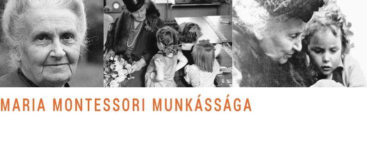 maria montessori munkassaga