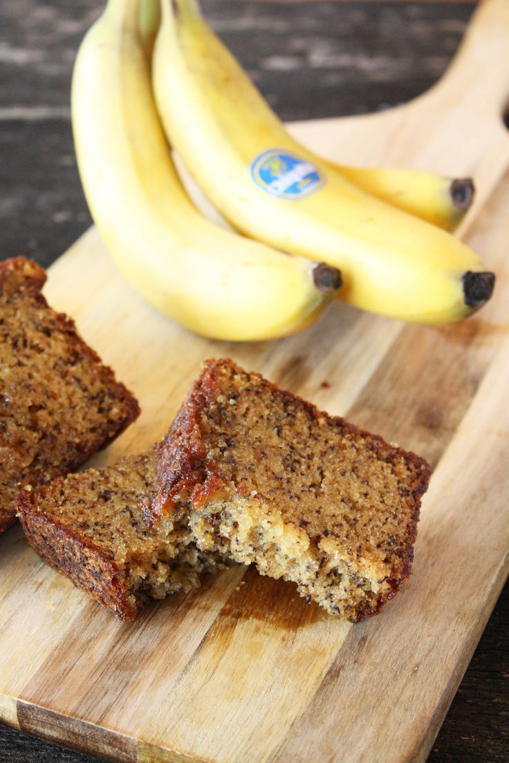 Banana bread is undoubtedly my favorite breakfast food. You know, aside from doughnuts and cinnamon rolls and Reese's Puffs cereal… But I digress. It all started back in high school when I started going off campus to Starbucks on my off periods. My friend and I would walk all the way there just to get …