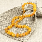 amber necklace for teething? -- $19