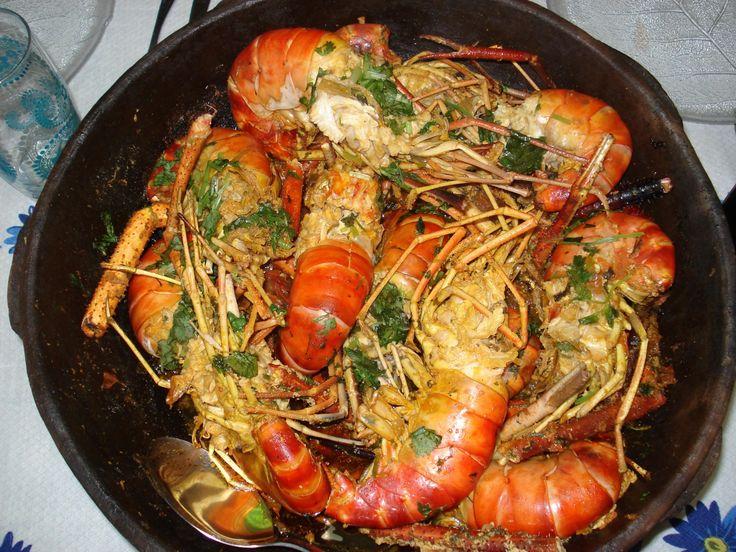 Moqueca de lagosta