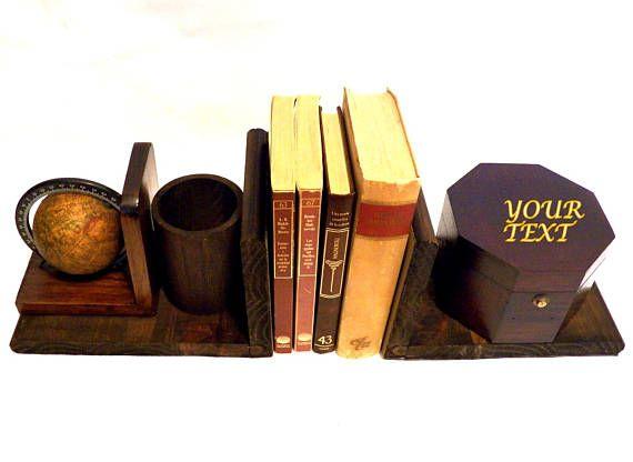 Personalizado Sujetalibros Sujeta Libros Separa Libros