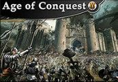 Age of Conquest is a medieval Risk-like turn-based strategy game where you take the reins of a budding empire and struggle against fellow empires for control of the world.