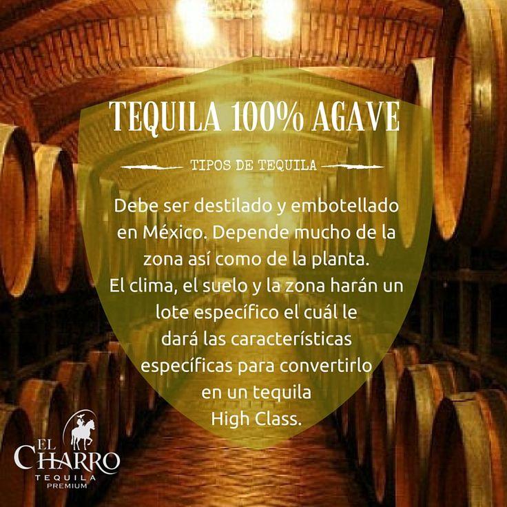 Conoce todos los tipos de tequila!!! #Tequila #Tequila100% #Agave