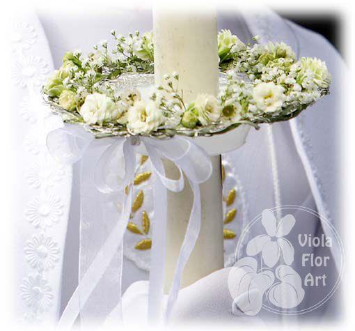 Ozdoby na świece i inne dodatki | Viola Flor Art