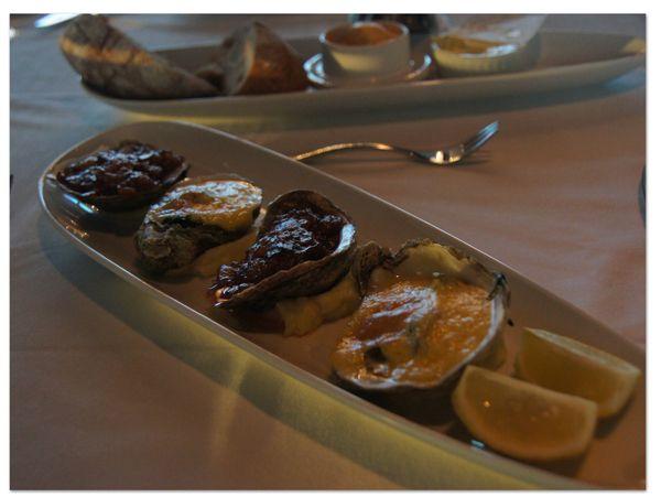 エーゲ海・アドリア海クルーズ(15) カバーチャージレストラン「CHOPS GRILL」 : そらたび