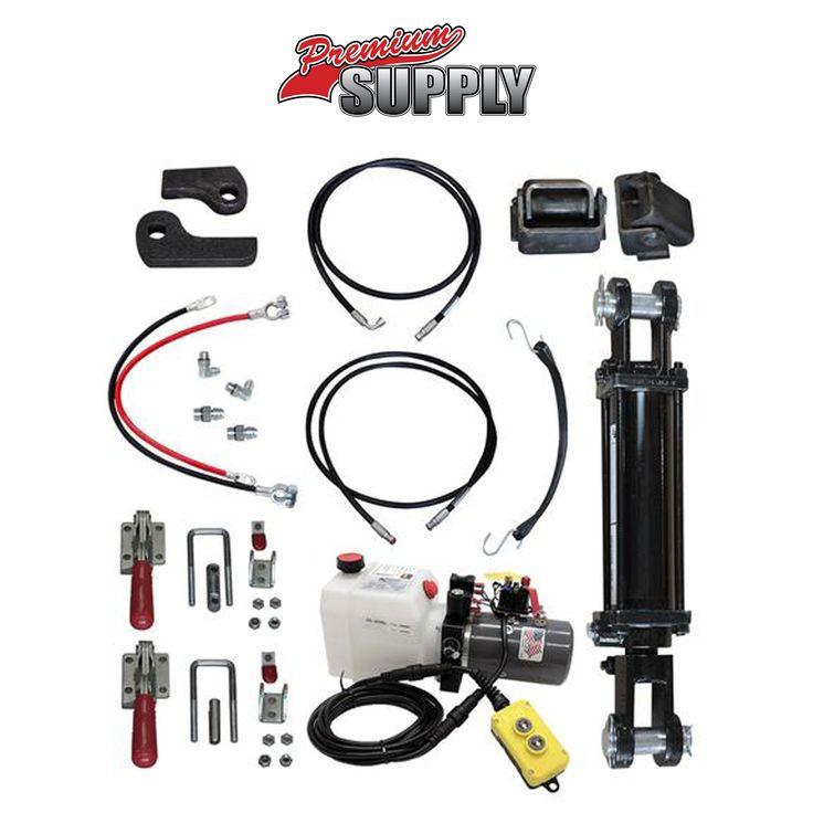 Premium Supply Hydraulic Tilt Deck Kits - Tie Rod 310TR | Johnson Trailer Parts
