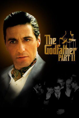 Usually, I avoid sequels like the plague.  This was an exception.  The film showed that Al Pacino wasn't a one hit wonder.