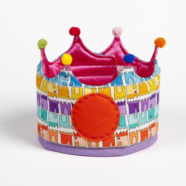 Corona castillos
