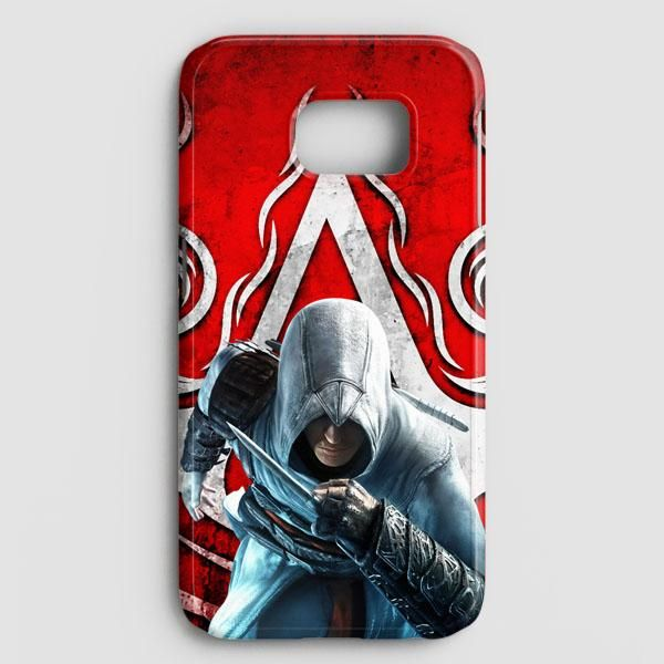 Assassin Creed Wallpaper Samsung Galaxy S7 Edge Case