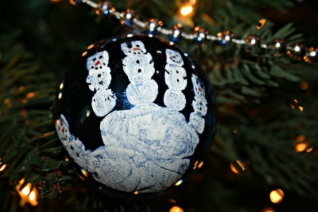 Christmas Ornament Craft for your baby! - April 2010 Birth Club - BabyCenter