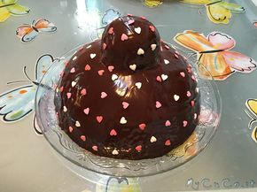 Torta Bacio Perugina per San Valentino - http://www.mycuco.it/cuisine-companion-moulinex/ricette/torta-bacio-perugina-per-san-valentino/?utm_source=PN&utm_medium=Pinterest&utm_campaign=SNAP%2Bfrom%2BMy+CuCo