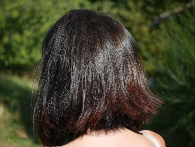 Henne indigo pour cheveux blancs