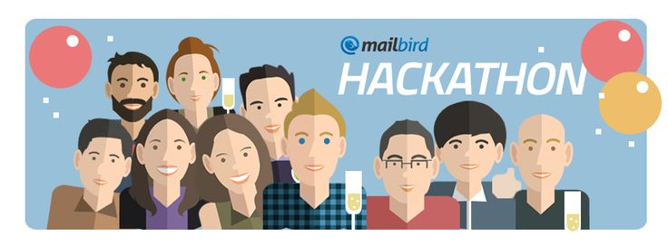 We just might cry :*(   After one amazing month, our Mailbird hackathon comes to an end!   We are very proud of the many things we were able to accomplish, and this is just a big rocket launch into what's to come next. Exciting!  Read more on our blog with the final (but not the last!) Hackathon Update #4 here.