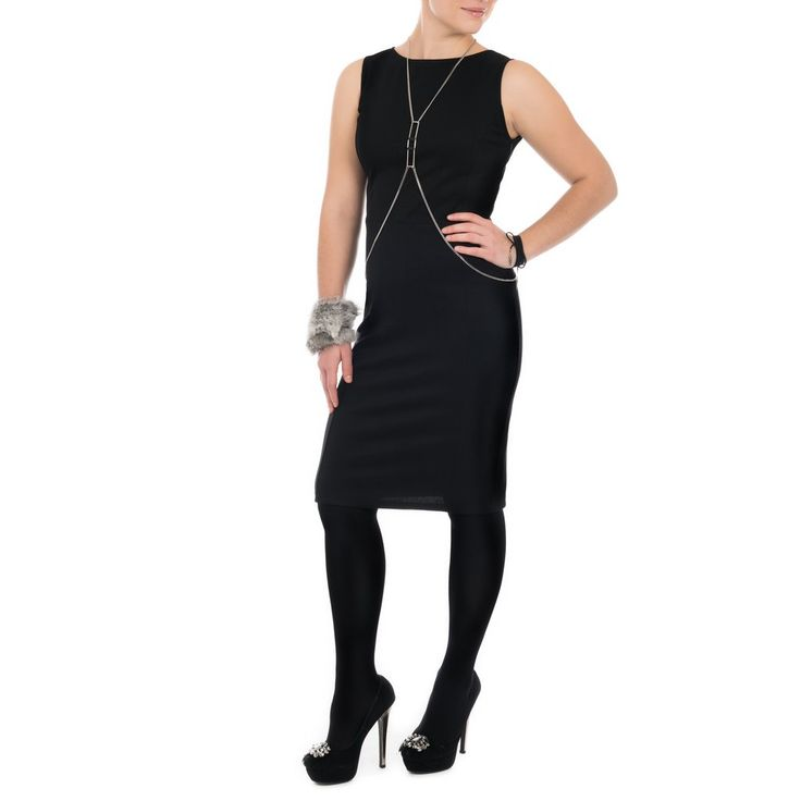 REBECCA dress by Pink Martini -  Clothing - Style - Women fashion - The perfect dress - Black little dress - Available at Forevermlle.com online store!