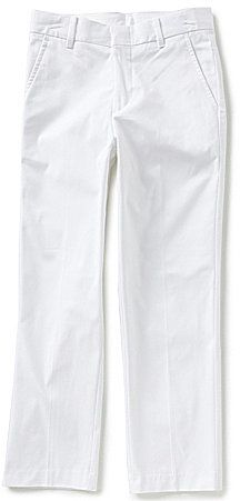 Class Club Big Boys 8-20 Flat Front Dress Pants