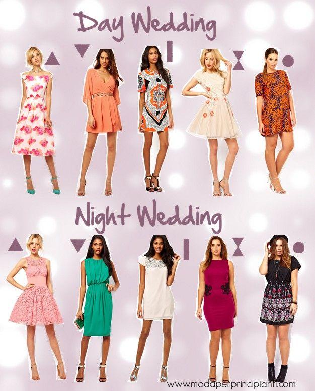 Moda per principianti: Dress Code: Matrimonio