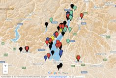 Mit unserer interaktiven Karte vom Gardasee wird euch kein Highlight entgehen. Probiert's selbst!
