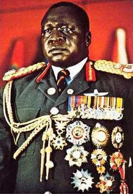 Idi Amin, another tyrant