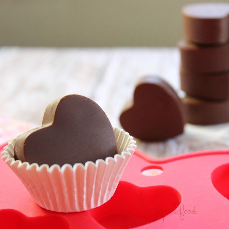 Easiest Valentine's Chocolates