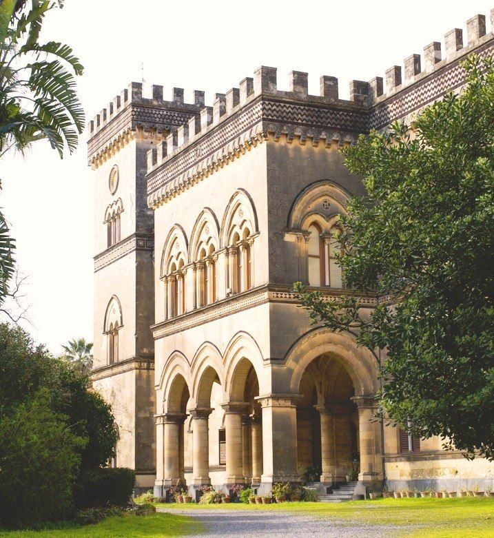 Acireale - Sicily - Castello Scammacca