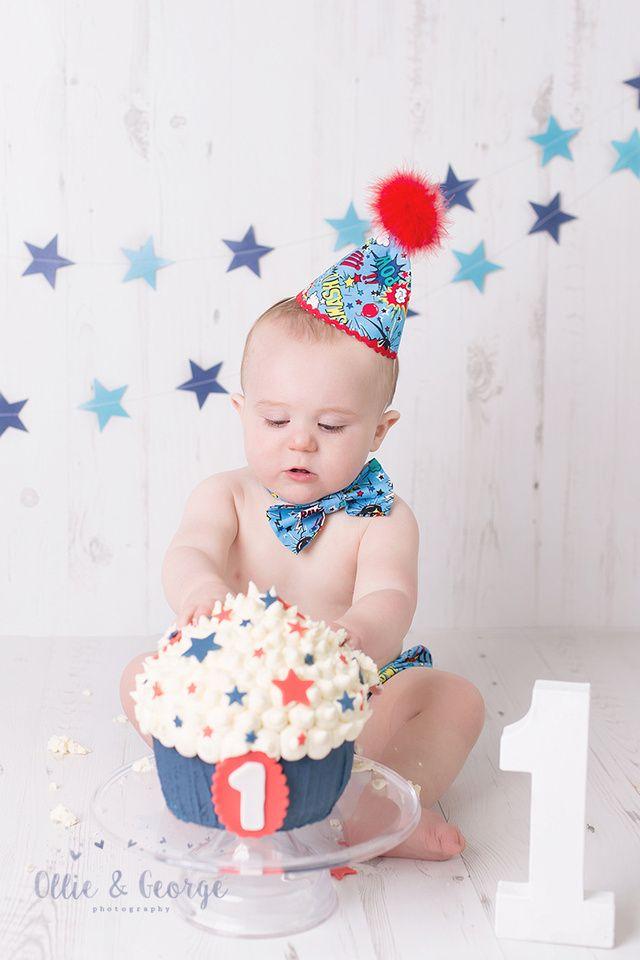 Smash Cake Outfit Boy Uk