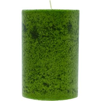 Green Wreath Scented Candle