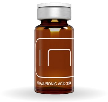 Hyaluronic acid 3.5%, Wrinkle Smoothing Gel, is a higly effective skin mosturizing agent