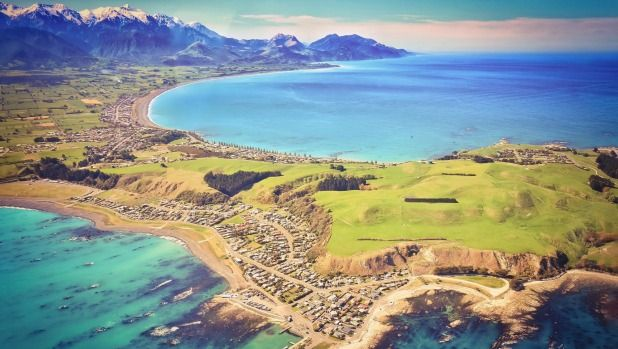 Kaikoura, perfect for a weekend away! #nz #kaikoura #holiday #whales #JustNewZealand