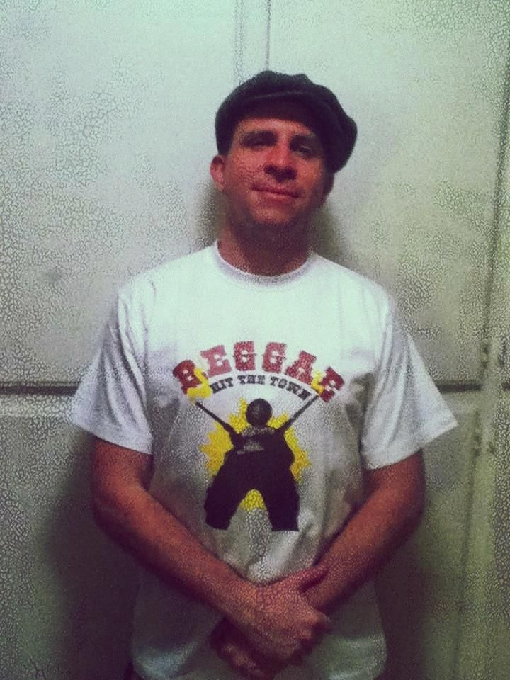 Jesse Wagner from one of our favourite band The Aggrolites.
