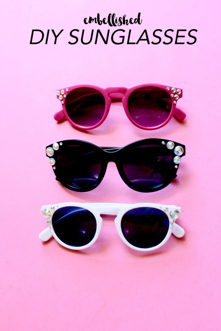 266 best diy fashion sunglasses images on pinterest | sunglasses